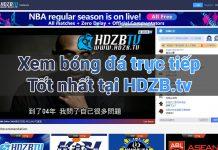 Xem bóng đá tại trang web bóng đá trực tiếp HDZB.tv là ý kiến không tồi dành cho bạn, vì tại trang web HDZB bạn có thể tùy chọn những trận đấu bóng đá hấp dẫn, xem trực tiếp bóng đá hôm nay, kênh bóng đá trực tiếp, trực tiếp bóng đá tốc độ cao, trực tiếp bóng đá tối nay, nghe các chuyên gia nhận định về kèo cược, trận đấu hay những tin tức quan trọng liên quan đến bóng đá khác.